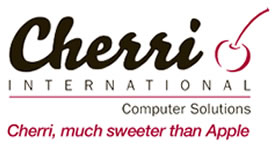 QuarkXPress Australia Co-Distributor, Cherri International Logo